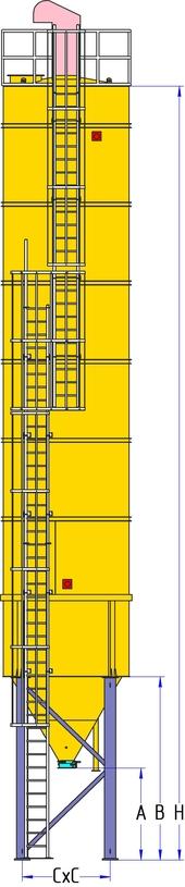 силосы цемента отвечают самым высоким требованиям по контролю качества